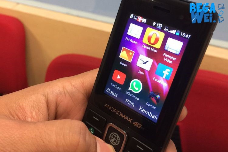 Smartfren Luncurkan Feature Phone 4G 3