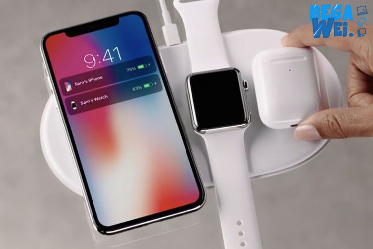 Wireless Charger Buatan Samsung Ancam Apple Airpower