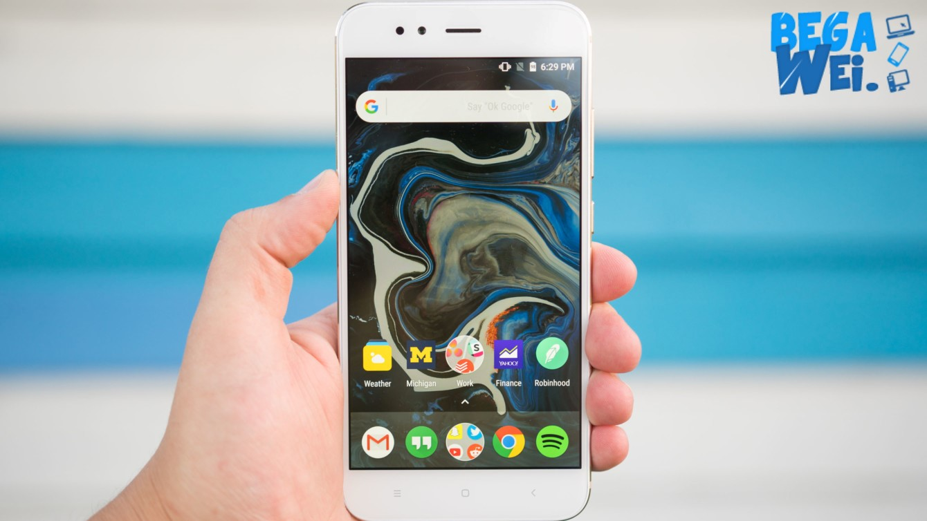 Xiaomi Mi A1 Bisa Update Android Oreo